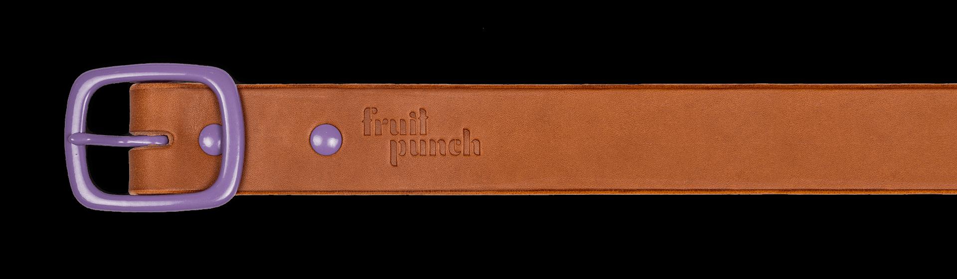 lilac belt
