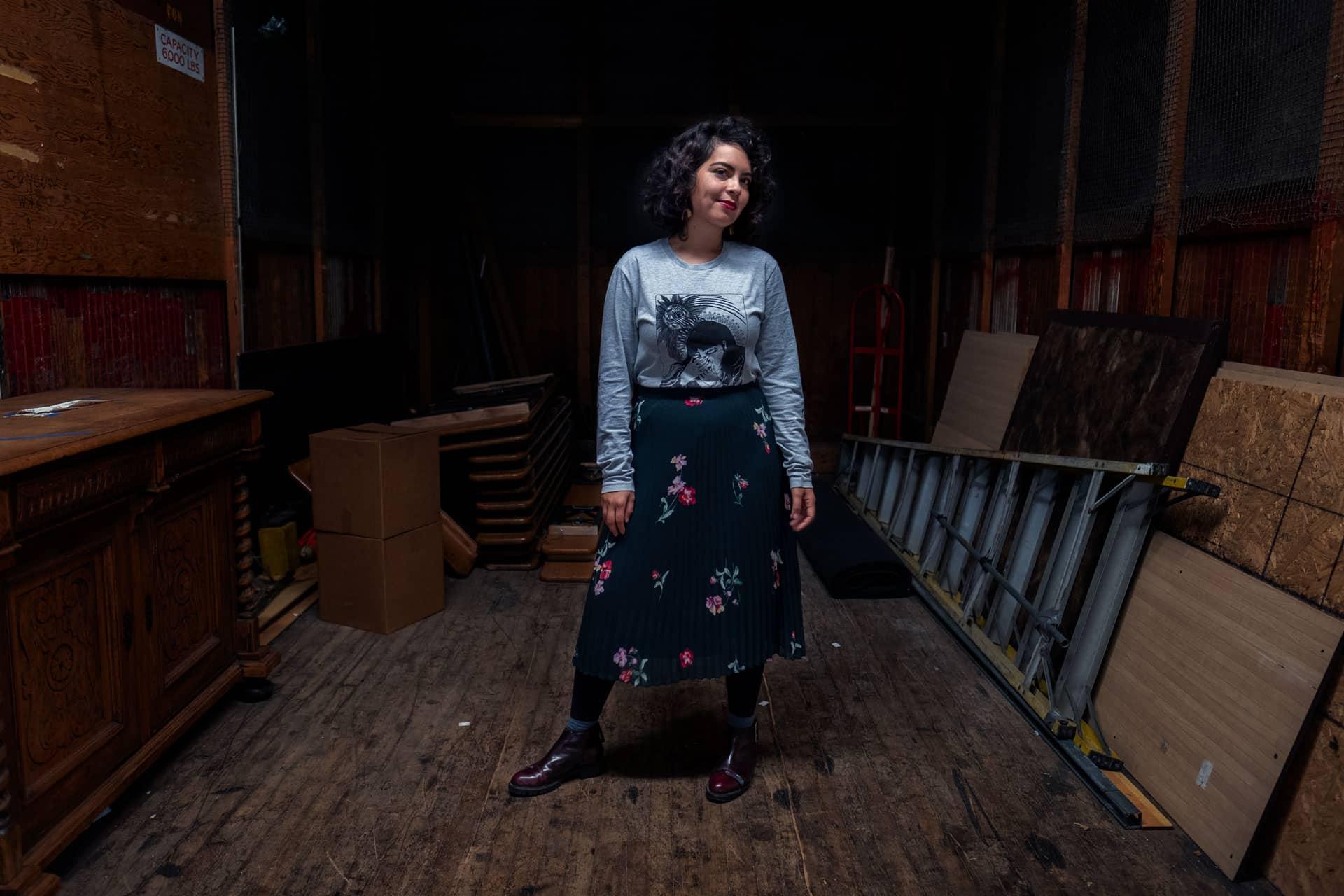 Elevating Stories—Malaka Gharib