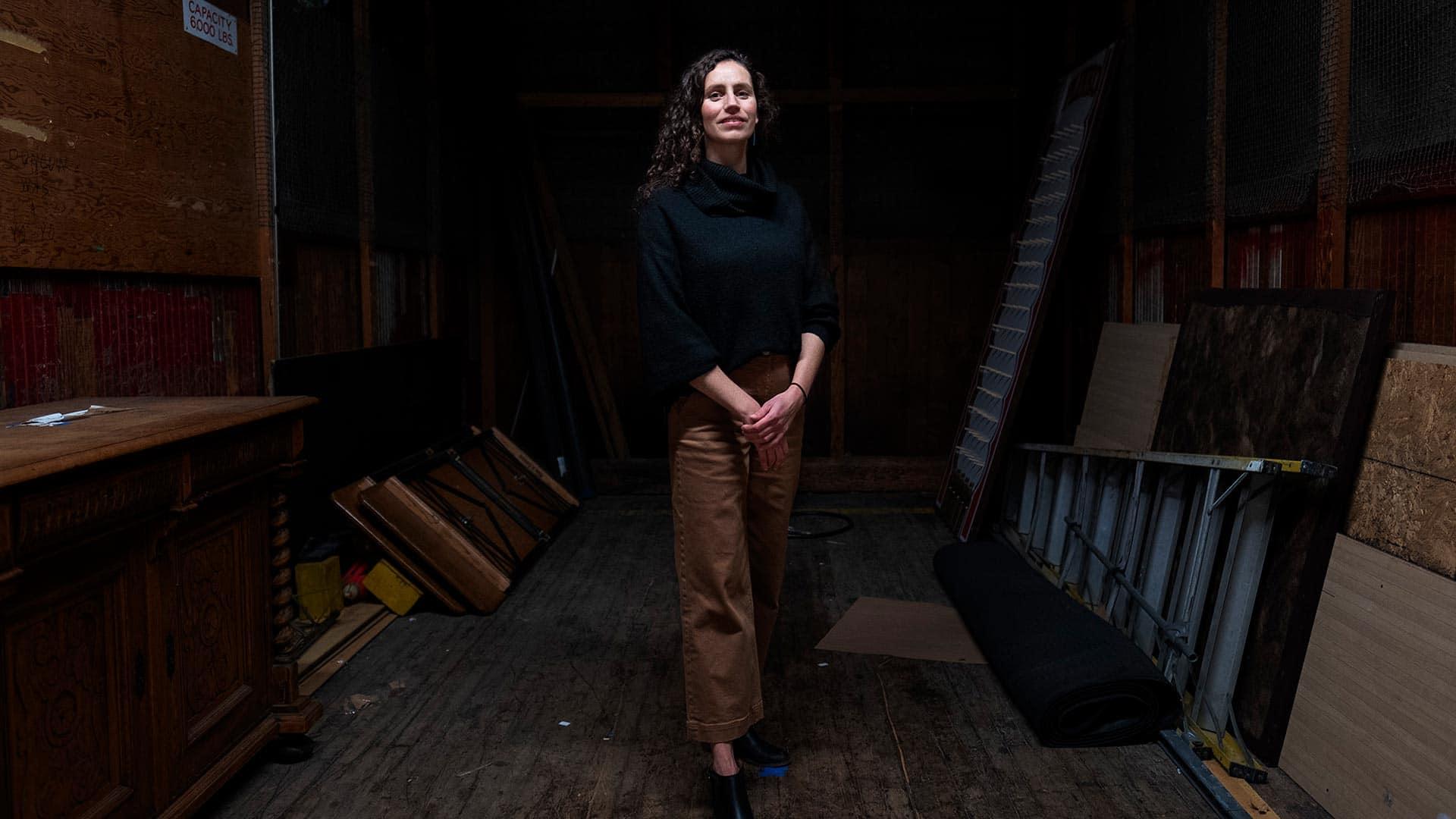 Elevating stories #3: Heather Hansman
